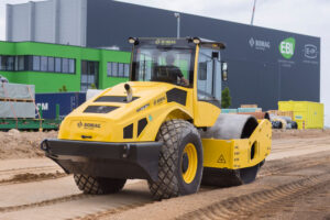 BOMAG BW 219 D-4 Single Drum Roller available Smooth or Pad Foot Drum(Open Station or Cab)